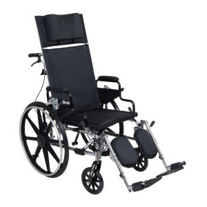 Image of Reclining Wheelchair